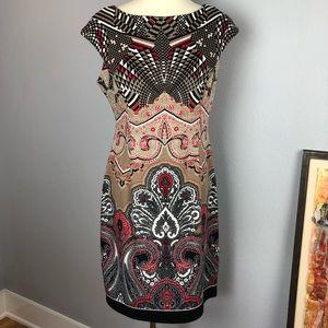 Maggie London sheath dress | Size 12